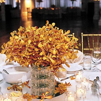 wedding centerpieces in fall