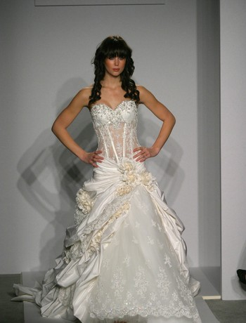 pnina tornai wedding dresses mermaid
