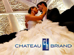 Chateau Briand Caterers - reception location