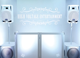 High Voltage Entertainment - disc jockey