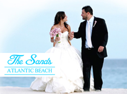 Sands Atlantic Beach - reception location