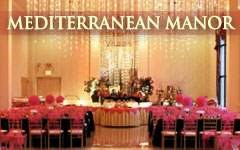 Mediterranean Manor Caterers - reception location
