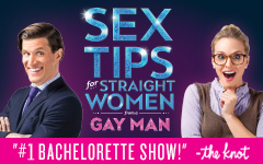 Sex Tips for Straight Women from a Gay Man - bachelor