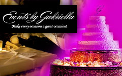 Events by Gabriella - favors