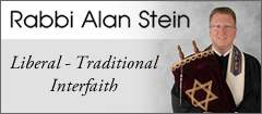 Rabbi Alan Stein - officiants