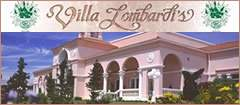 Villa Lombardi's - reception location