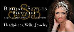 Bridal Styles Boutique - headpieces