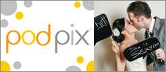 PODPIX PHOTO BOOTHS - photobooth