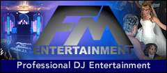 FM Entertainment - disc jockey