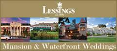 Lessing's Waterfront Mansions - reception location