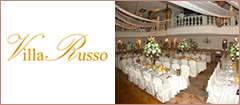 Villa Russo - reception location